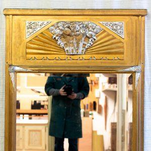 miroir Art Déco